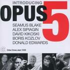 Introducing Opus 5 von Opus 5 (2011)