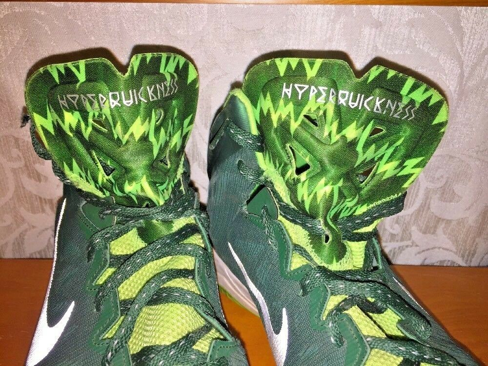 Nike iper - velocità a minecraft la tartaruga ninja basket scarpa uomini sz 13