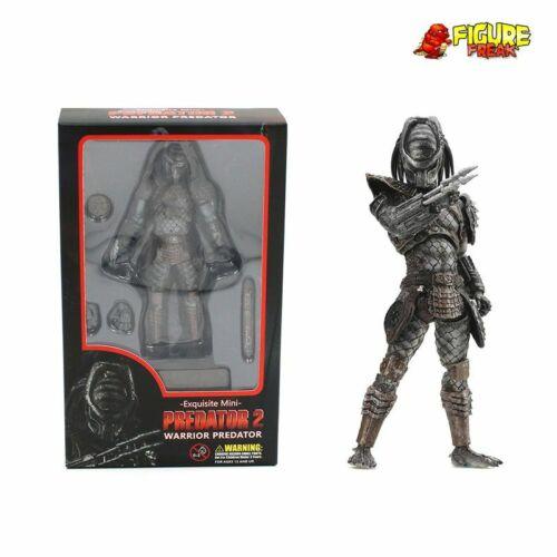 "échelle 1:18 Hiya Toys Predator 2 Warrior Predator 3.75/"" ACTION FIGURE"