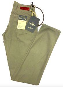 Sartoria-Tramarossa-LEONARDO-B0355-jeans-pantalone-Col-TORTORA-SALDI