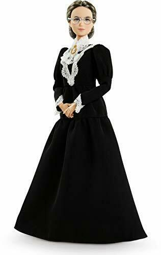 "​Barbie Inspiring Women Series Susan B. Anthony Collectible 12""Doll New 1.Oct.20"