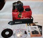 Canon EOS Digital Rebel XTi / EOS 400D 10.1 MP Digital SLR Camera Needs Service