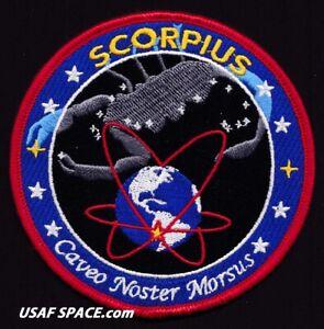 ORIGINAL-NROL-24-SCORPIUS-ATLAS-V-CCAFS-USAF-DOD-NRO-SATELLITE-Mission-PATCH