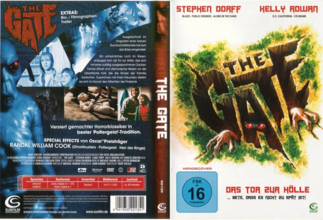 (DVD) The Gate - Das Tor zur Hölle - Stephen Dorff, Kelly Rowan (1987) Neu