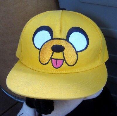 yellow dog hat