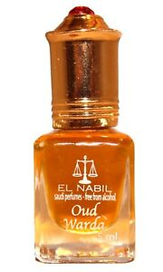 1x Misk Oud Warda El Nabil 5 ml Parfümöl Musk Parfum