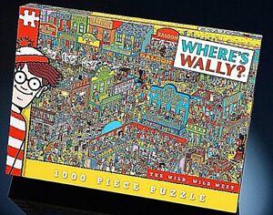 Ou-Est-Wally-The-Wild-Far-West-1000-Piece-Puzzle-680mm-x-480mm-Pl