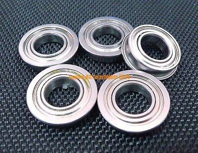 5x10x3 mm 10 PCS Metal Shielded Ball Bearings  5*10*3 MR105zz Width 3mm
