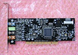 Creative Labs Sound Blaster Audigy Internal PCI Sound Audio Card Model SB0570