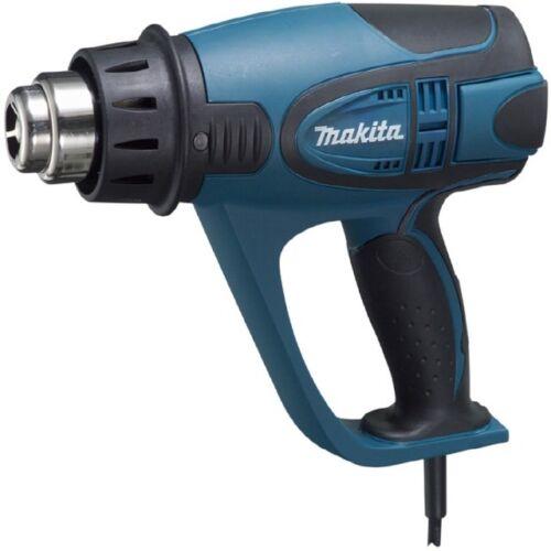 Makita HG6003 1800W 600 Degree Heat Gun w//2 Nozzles 220V