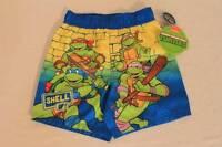 Baby Boys Bathing Suit Swim Trunks Shorts 12 Months Tmnt Ninja Turtles Uv 50