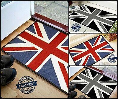 Instancabile Bandiera Inglese Mat Tappeto Barriera Porta Tappetino Runner Ingresso-mostra Il Titolo Originale