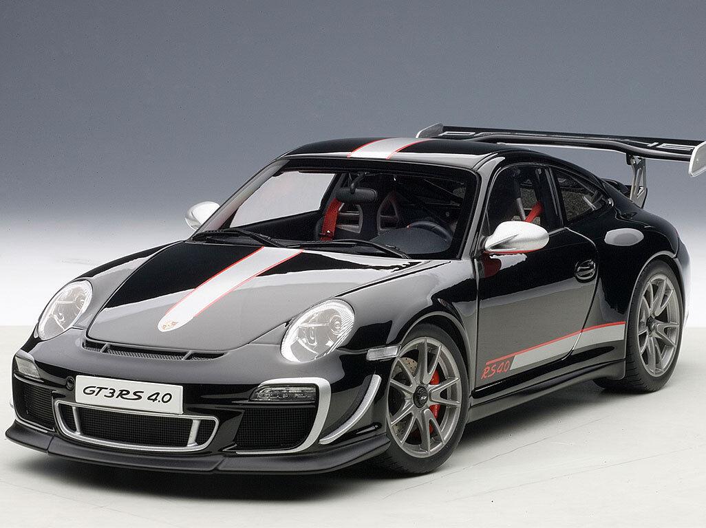Autoart 1 18 PORSCHE 911(997) GT3 RS 4.0 (GLOSS nero)