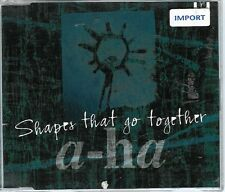A-ha Shapes That Go Together 2 mixes German CD