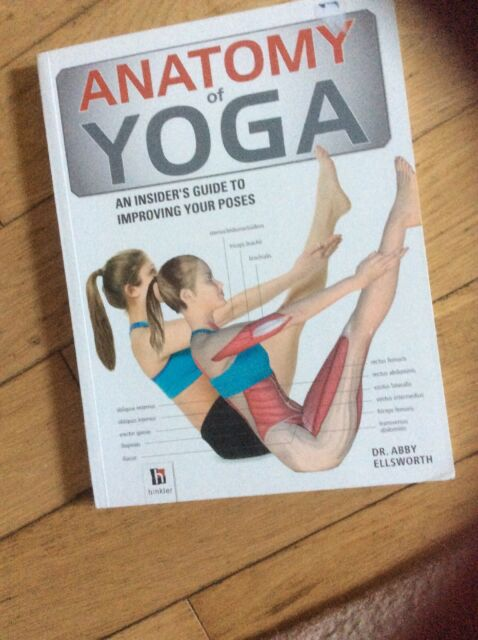 Anatomy of Yoga An Instructor's Inside Guide to Improving Your poses