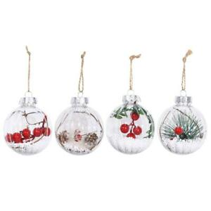 Christmas-Tree-Ball-Hanging-Ornaments-Festival-Party-Home-Decoration-Gift-Neu