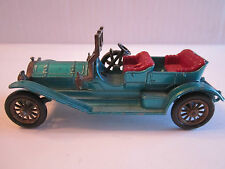 LESNEY 1909 THOMAS FLYABOUT DIECAST - NO. Y-12 - MODELS OF YESTERYEAR - TUB CCC