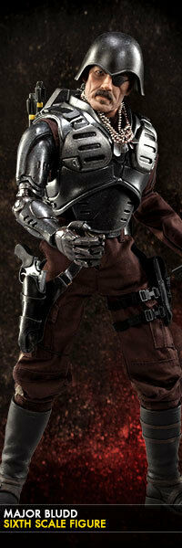 G.I. Joe Major Bludd figura 1:6 (12) Figura Sideshow Collectibles 100072