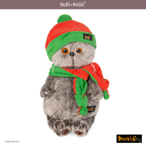 Basik cat pillow Scottish fold designer soft toy 40 cm Budi basa made in Russia