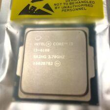 NEW Intel Core i3-6100 Processor Skylake Dual-Core 3.7GHz 51W LGA 1151 Genuine