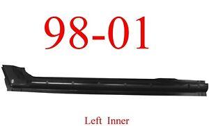 PAIR Inner Rocker Panel 02-09 Dodge Ram 1500 2500 3500 Quad Cab