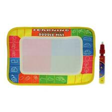 Popular 29*19CM Kids Magic Pen Water Learning Writing Painting Drawing Mat Board