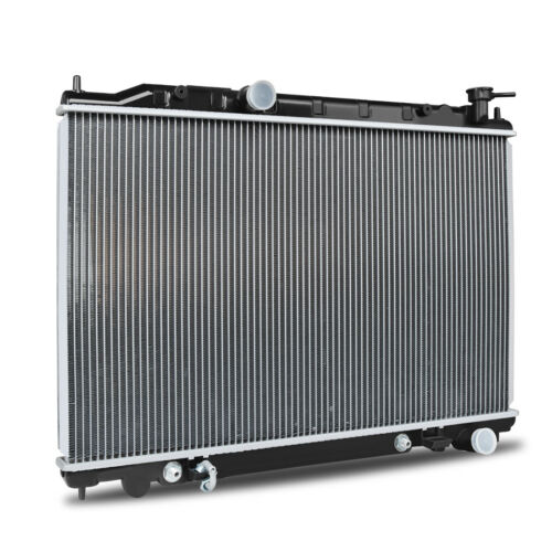 Aluminum Radiator for 03-07 Nissan Murano 3.5L V6 w//Oil Cooler for A//T US 2578