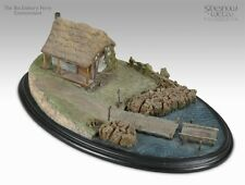 Sideshow Weta Lord Of The Rings Bucklebury Ferry Environment Figure Sealed UK