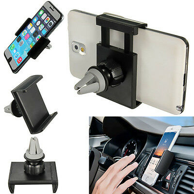 360 Universal Car Air Vent Mount Cradle Stand Holder For Cellphone SmartPhone