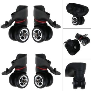 Replacement-Luggage-Suitcase-Wheels-Swivel-Trolley-Travel-Left-amp-Right-Universal