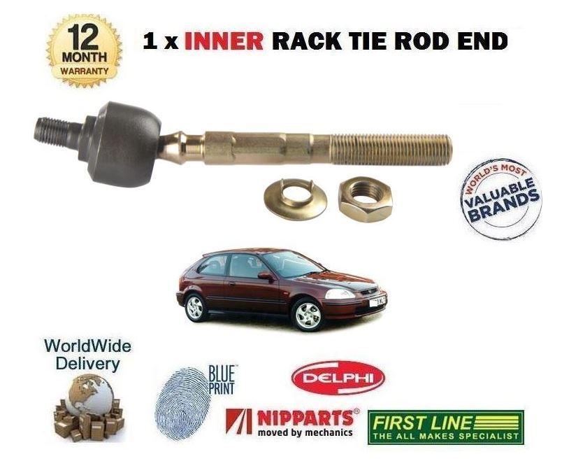 Für Honda Civic 1.4  1.5 1.6 Vtec 1996-   1 X Innere Zahnstange  sale outlet