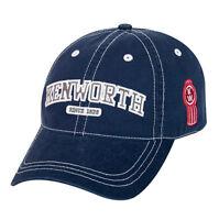 Kenworth Motors Trucks since 1923 Navy Blue Collegiate Cap/hat
