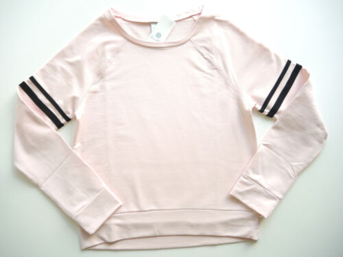 SANETTA Maglietta T-shirt sonno MAGLIETTA chillshirt ragazza rose TG 152-176 NUOVO