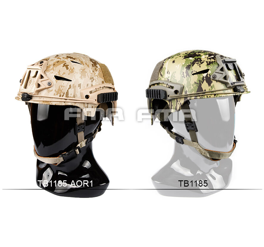 NEW  FMA Tactical MIC EX BUMP Helmet for Airsoft Paintball TB1185 M L  online retailers