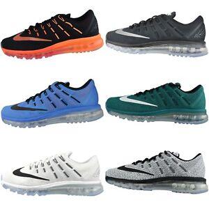 Sport Scarpe Corsa Scarpa Sneaker Tessile Air 2016 Max Nike Sneakers qHwtYUp