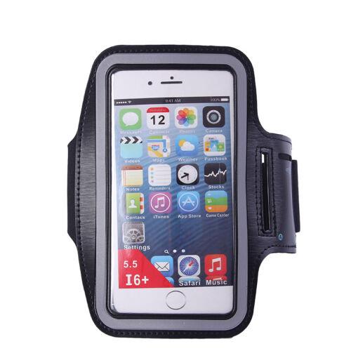 5 7 6 iPod Brassard étuis sport noir pour mobile Apple SmartPhone iPhones 4