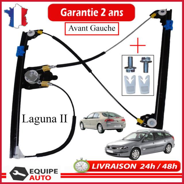 LEVE VITRE ELECTRIQUE AVANT GAUCHE RENAULT LAGUNA 2 MECANISME CONFORT OU SIMPLE