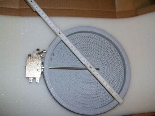 Miele KM128 KM 128 Ceramic Glass ccoktop Hob Radiator Radiant Heating Elements