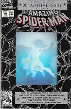 AMAZING SPIDERMAN 365...NM-...1992...Anniversary Hologram Issue!...Bargain!