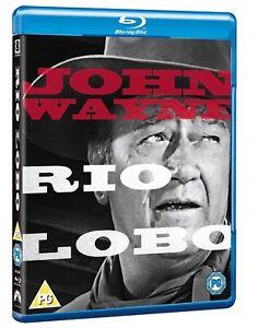 Rio Lobo [Blu-ray] 5053083154448