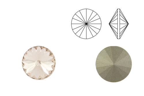 6, 10 1122 light silk SS39-8 mmMenge wählbar Swarovski Crystals® Rivoli