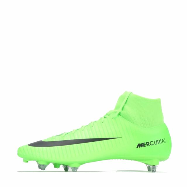 71f71dff1 Nike Mercurial Victory VI DF SG Men s Soft Ground Football Boots Electric  Green