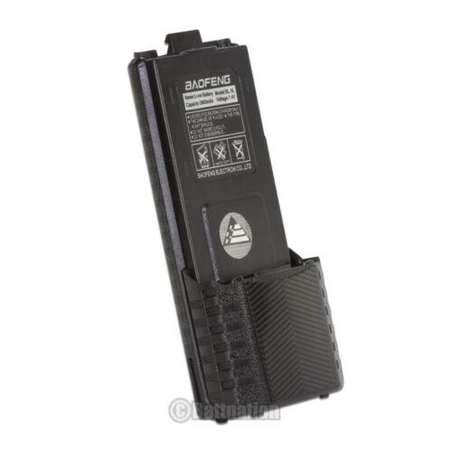 2 x NEW BAOFENG BL-5L Li-Ion 7.4V 3800mAh Original Battery for UV-5R BF-F8 Radio