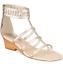 thumbnail 6 - NEW Lauren Ralph Lauren Women's Meira Wedge Sandals Size 5 B Silver $139