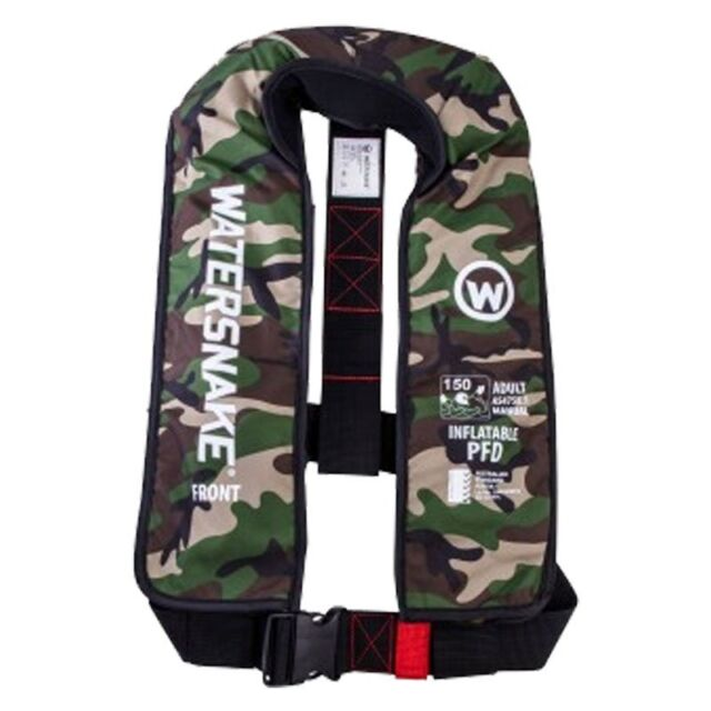 canoe life jacket Canoeing & Kayaking Life Jackets Watersnake ...