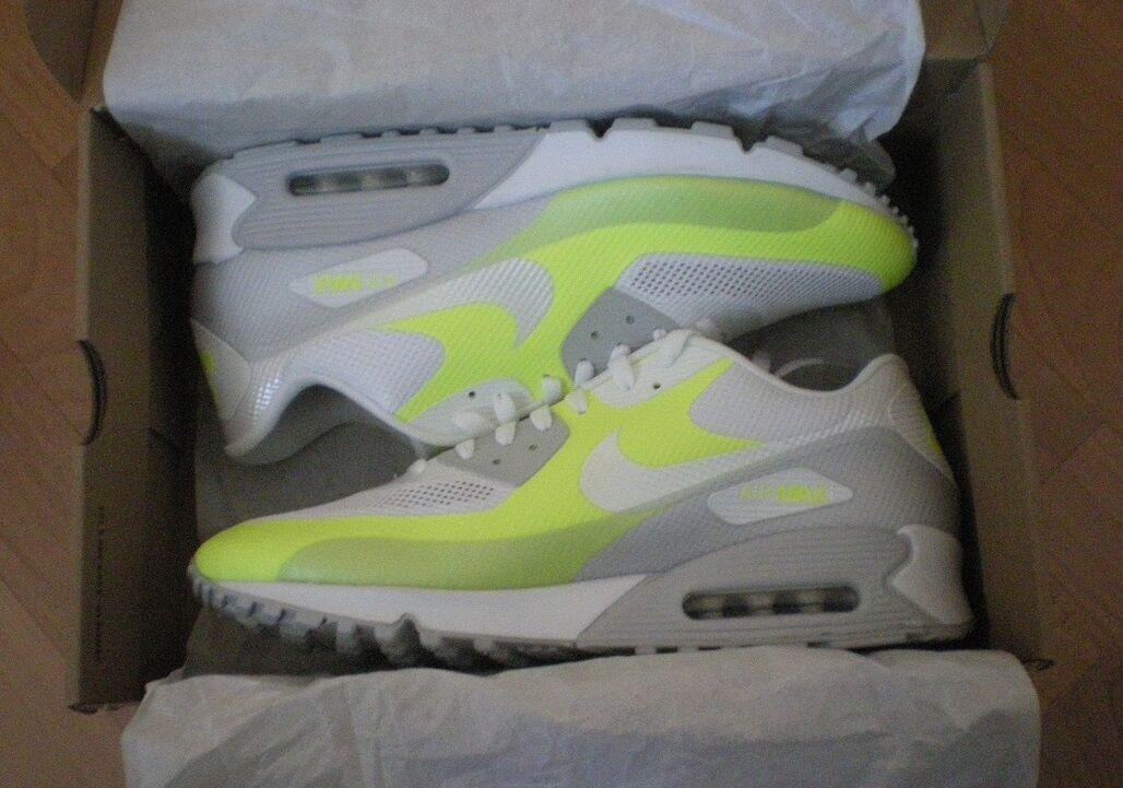 Nike Air Max 90 Hyperfuse Premium volt/grey (47,5 / 12 / 13)