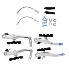 1 Set Bike V Brake Kit Mountain Bicycle V-Brake Bicycle Parts Accessories