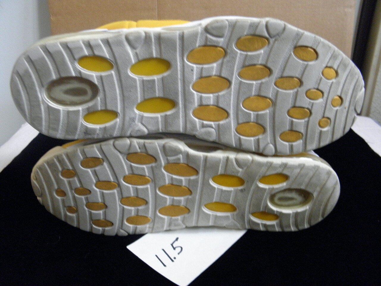 Nike Air Max Uptempo Tempo '95 Derek Fisher Home PE OG Original sz 11.5 Pippen