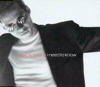 Marc Anthony I need to know (1999) [Maxi-CD]