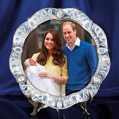Princess of Cambridge Collector Plate Royal Prince William Bradford Exchange